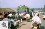Przedmieścia Kampali.