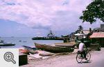 Port w Stone Town.